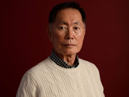 "George Takei stars in the Indy Shorts film ""American."""