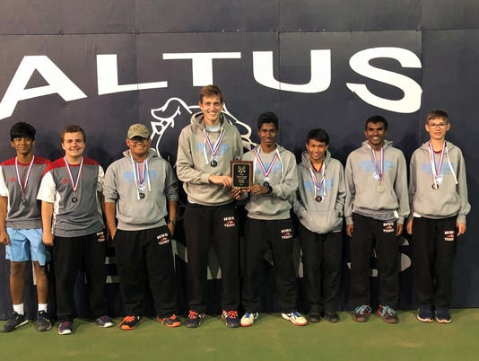 Hirschi High School tennis