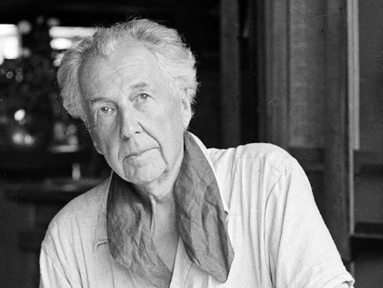 Wisconsin-native Frank Lloyd Wright is considered by some, including himself, to be the greatest architect in history.