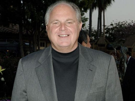 Rush Limbaugh is marking 30 years of being nationally syndicated in radio.
