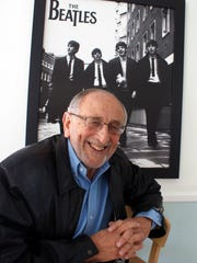 Ivor Davis has written a book on his experience traveling with The Beatles.