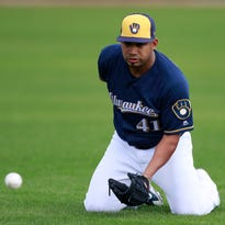Notes: After solid stint in winter ball, Junior Guerra out to show he's back in peak form