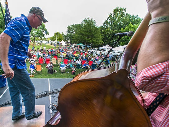 Uncle Dave Macon Days is set for July 7-8.