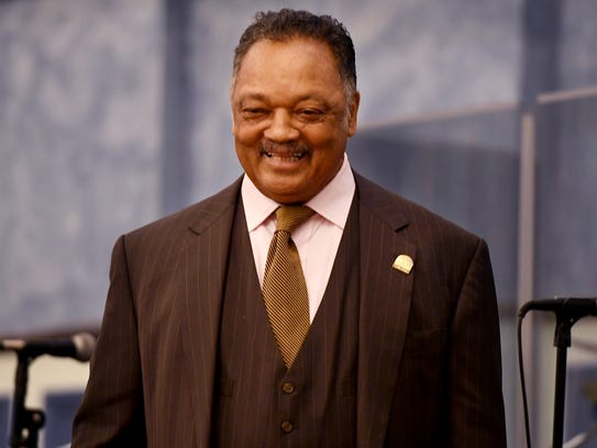 The Reverend Jesse L. Jackson, Sr. spoke at Light of