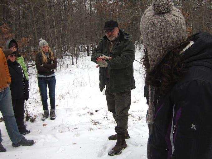 Steve Meurett attended Timber Wolf Information Network
