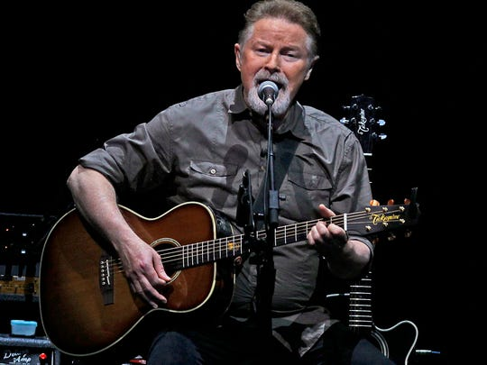 The Eagles, led by co-founder Don Henley, are coming to the Fiserv Forum Oct. 18.