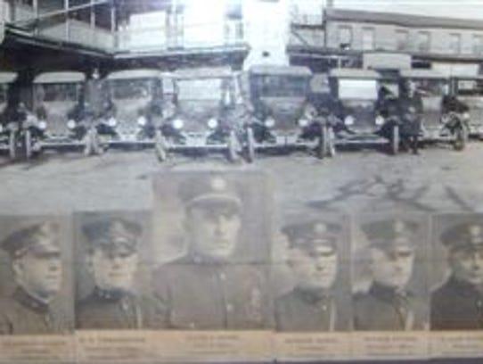 The Chambersburg Police Department captured C.H. McClintock