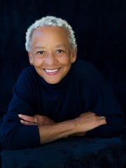 "Nikki Giovanni's author photo for ""A Good Cry"""