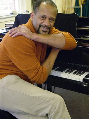 "April 3, 2014: Lawrence Hamilton sits at a piano in the choral room at Philander Smith College in Little Rock, Ark on Dec. 10, 2002. His sister, Evelyn Hall, said Friday, April 4, 2014 that Hamilton died on Thursday after complications from surgery at Lenox Hill Hospital in New York. Hamilton, a Foreman native, Ark., starred in Broadway hits including ""Play On,"" ''Jelly's Last Jam"" and ""Ragtime."" He was 59."