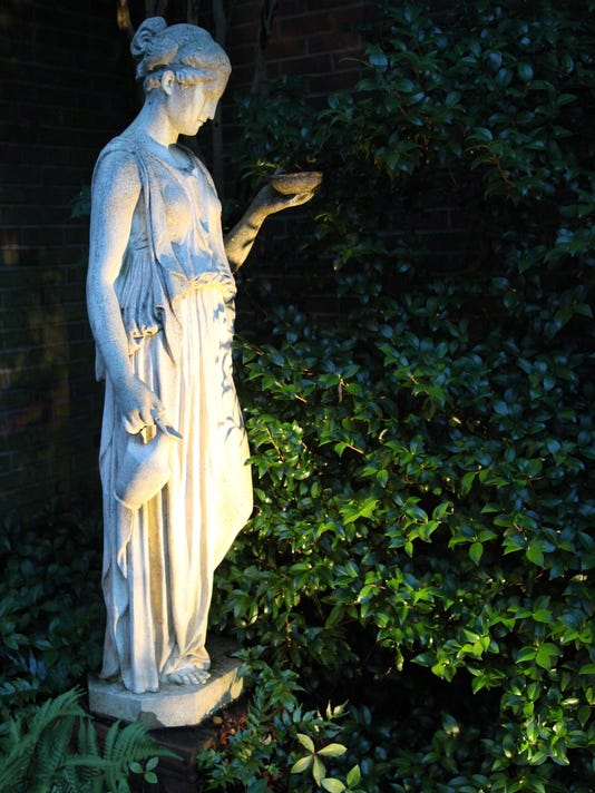 Bidenharn Museum and Gardens Moonlight in the Gardens 8/8/2014
