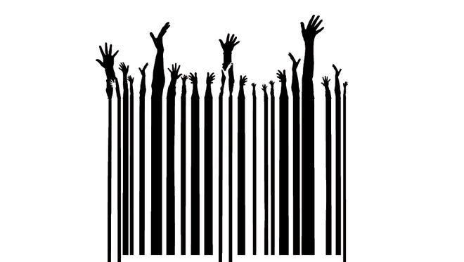 Shoplifting illustration