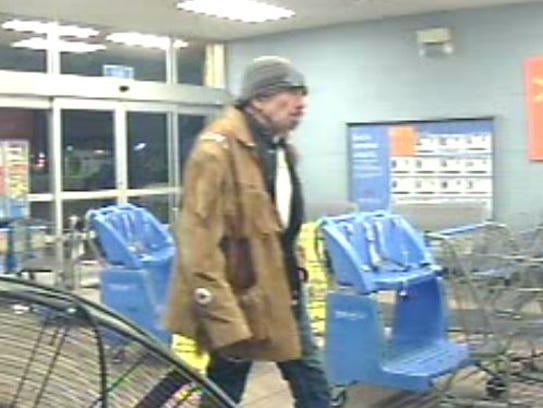 This man is one of two suspects whom Smyrna Police