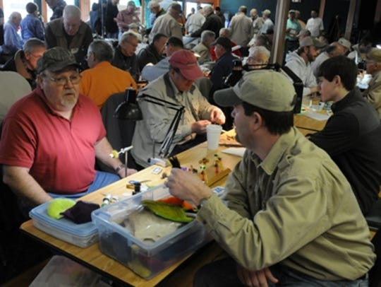 Hundreds of people attended the Central Wisconsin Annual
