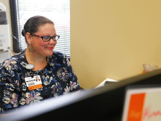 Community Health Network is the first hospital in the country to do text recruiting