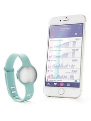 The Ava bracelet can track a woman's ovulation, and