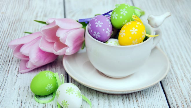 Easter dining specials are available this weekend at local restaurants.