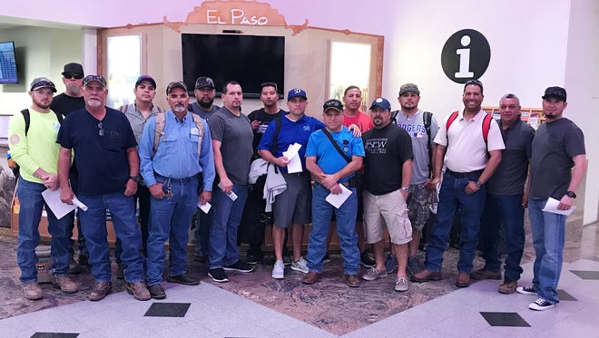 El Paso Electric crews are headed to Florida to help restore power to communities who were impacted by Hurricane Irma.