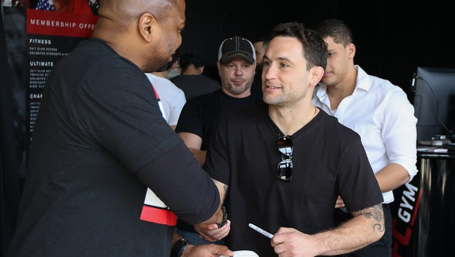 Frankie Edgar, former Lightweight Champion of the UFC, has purchased W.O.W Gym on Route 1 in North Brunswick and will be turning it into a UFC Gym.