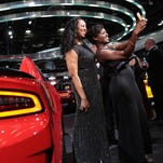 Photos: Detroit Auto Show Charity Preview Cars and Fashion