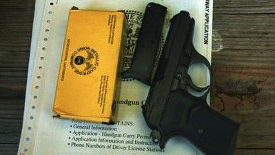 Gun bills