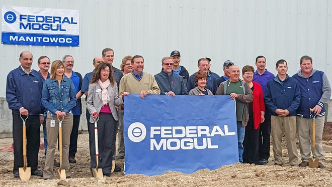 Federal-Mogul has announced plans to expand its Plant No. 3 location in Manitowoc.