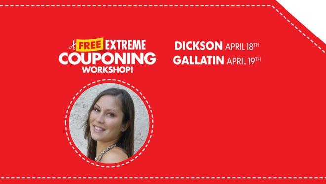 Free couponing workshop