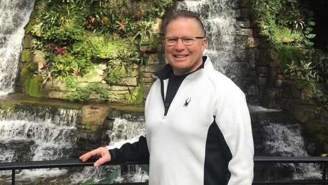 Darrin Steinmann was diagnosed with prostate cancer in 2014, but got comprehensive treatment from the Prostate Collaborative at The Christ Hospital.