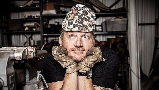 Christian comedian Tim Hawkins will come to the Knoxville Civic Auditorium on Jan. 22.