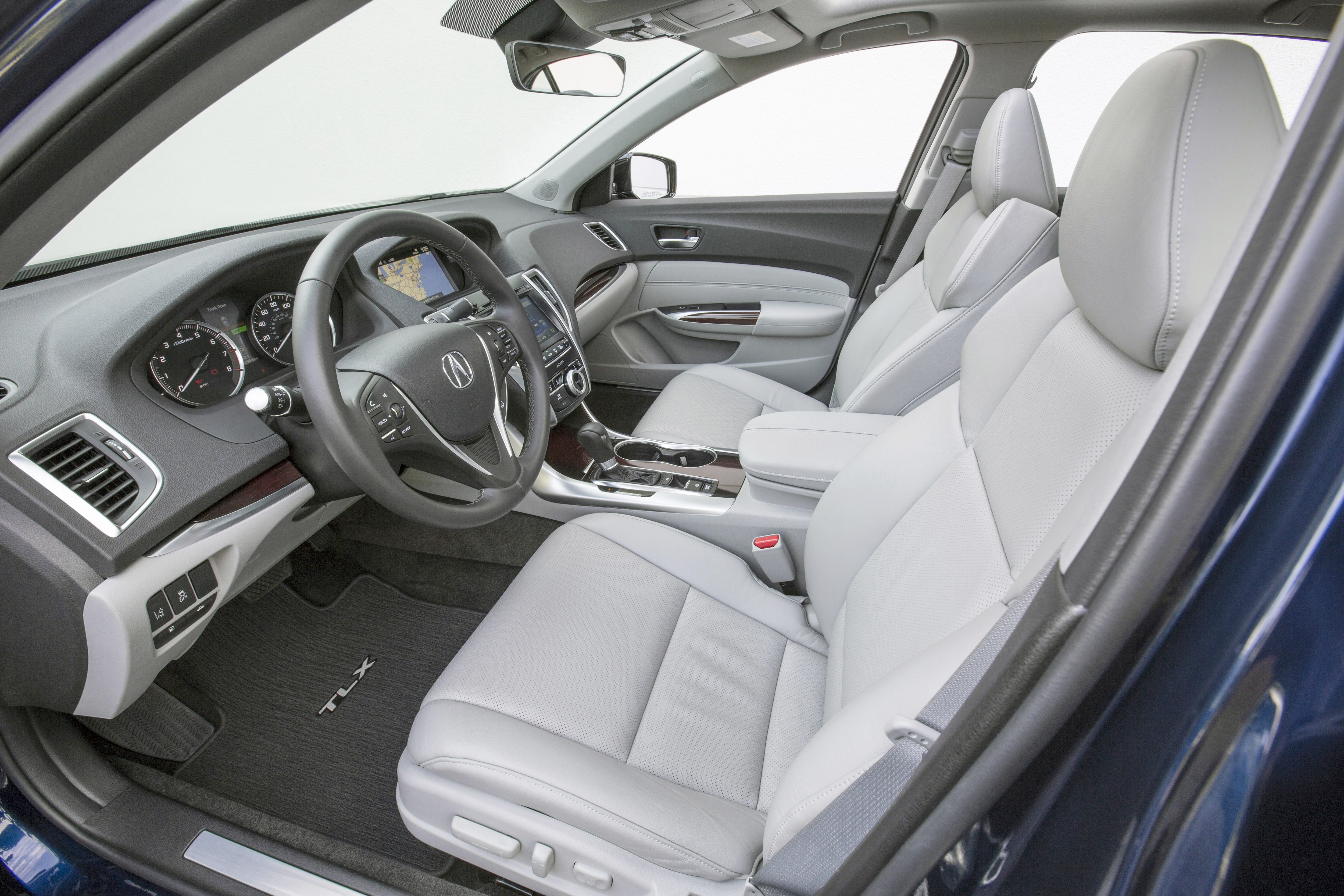 Auto Review: 2015 Acura TLX Is Stylish And Sophisticated Beyond All Reason