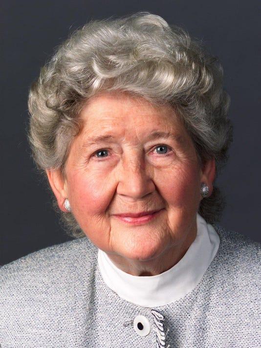 Harriet Foley was a lifelong volunteer.