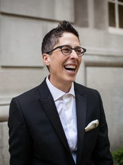 Alison Bechdel is the author and illustrator of the