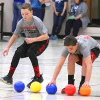 Lake Denoon Middle Dodgeball Tournament