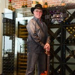 Millsboro chef, guitarist prefers dressing like rock star