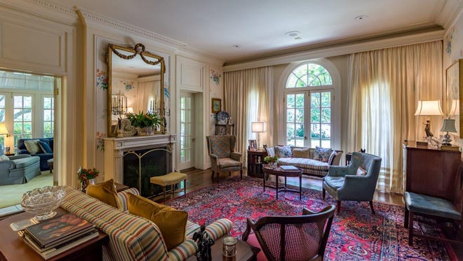 Architecturally designed by Ed Neild, a prominent architect in the area during the early 20th century, its grandeur is classic and timeless.
