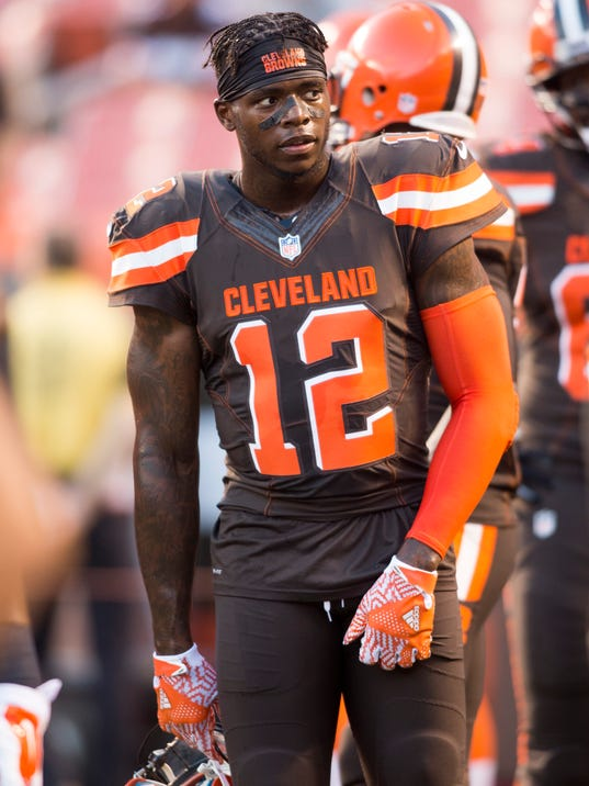 Josh Gordon Cleveland Browns >> Browns' Josh Gordon out of rehab, still suspended indefinitely