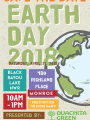 Earth Day at Black Bayou Lake National Wildlife Refuge