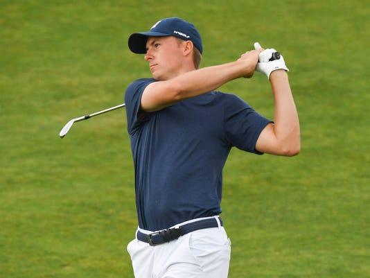 USP PGA: U.S. OPEN - SECOND ROUND S GLF USA NY