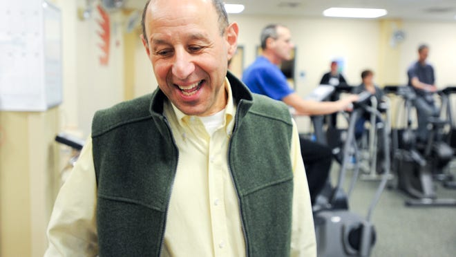 Dr. Philip Ades runs Fletcher Allen Health Care's cardio rehabilitation unit in South Burlington. Ades convinced Medicare to cover patients with chronic heart failure who have not been hospitalized or had major surgery, but who could benefit from cardiac rehabilitation