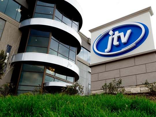 The outside of the new addition to the Jewelry Television Headquarters on Jan. 12, 2017. JTV is seeing about 15.7 percent in sales growth at a time when the jewelry market is down. The company is also finishing up a three-phase building expansion, including an automation system and more inventory space.