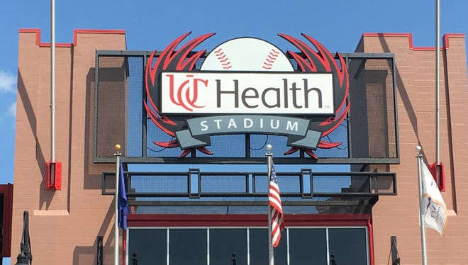 The Florence Freedom plays at UC Health Staduim, which opened in 2004.