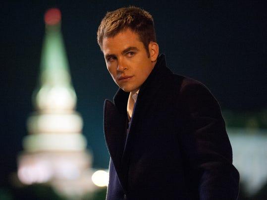 Review: 'Jack Ryan: Shadow Recruit'