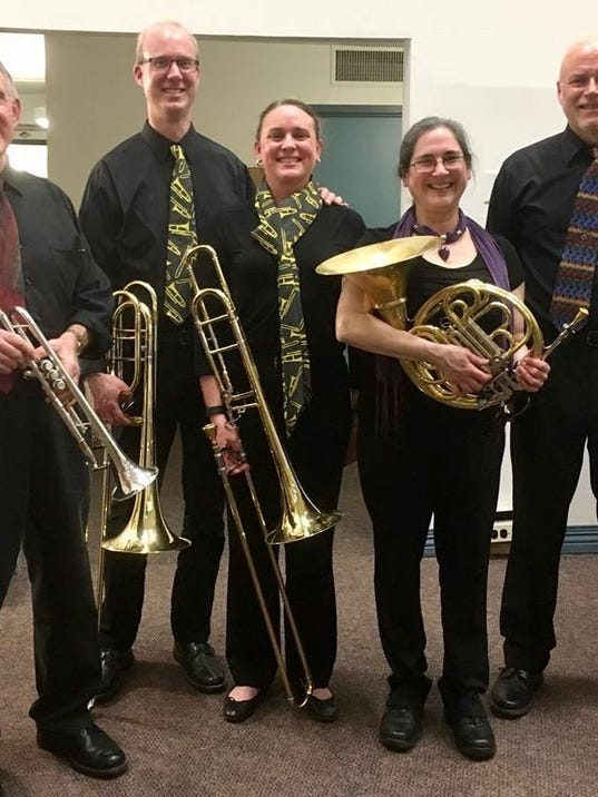 Swamp College Brass Quintet