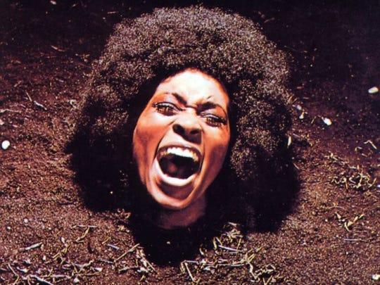 """Funkadelic's """"Maggot Brain""""' cover."""
