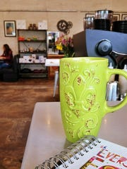 Use your own mug instead of paper or plastic when picking up coffee.
