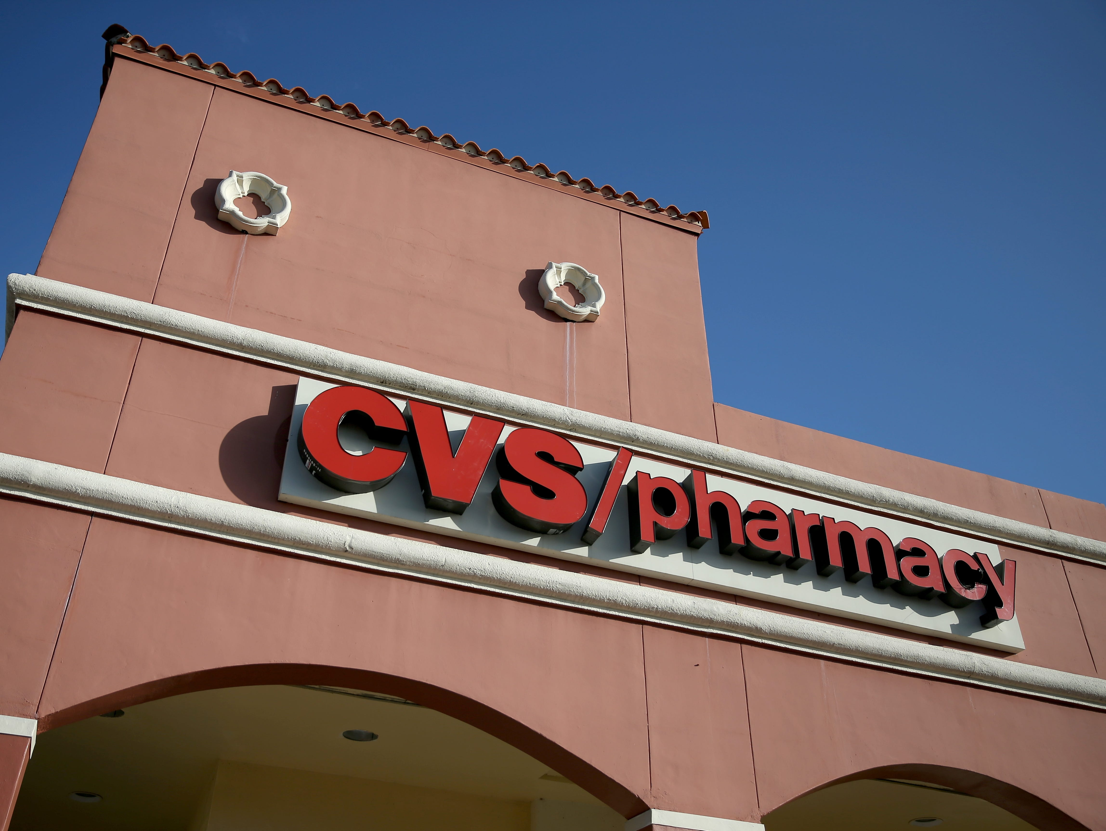 CVS announced in February it would no longer sell tobacco products.