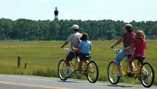 Chincoteague, Virginia has been nominated in USA TODAY's 2016 Best Coastal Small Town reader's choice contest.
