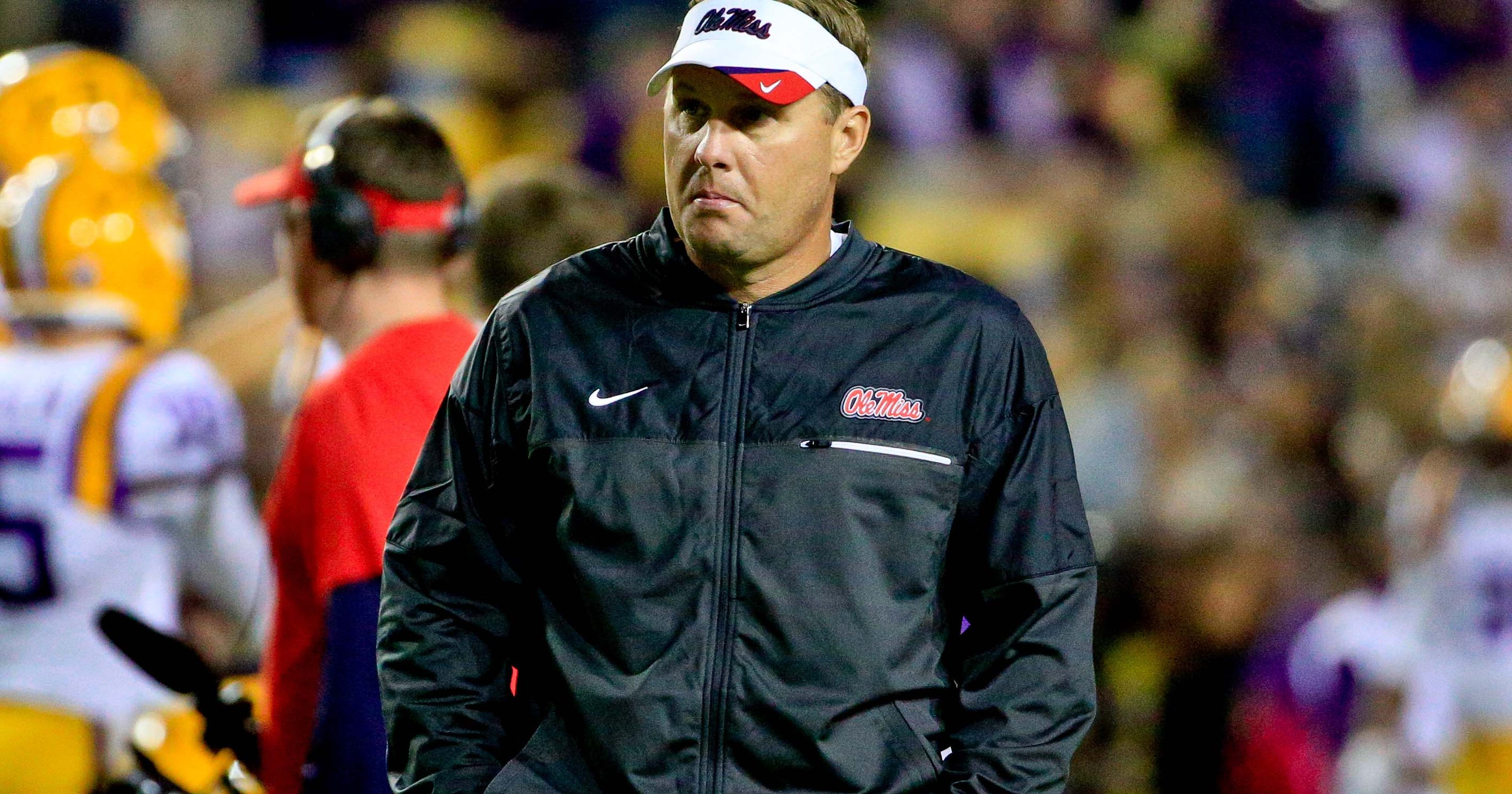 Kellenberger Hugh Freezes Downfall Is Also Ole Miss And Everyone