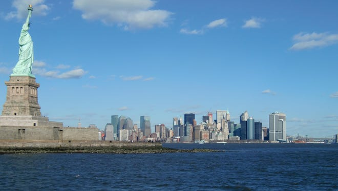 New York City was named by TripAdvisor travelers as the top domestic destination.