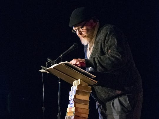 """Jim Leugers will present """"An Evening with the Authors"""" on Feb. 2 at White Rabbit Cabaret."""