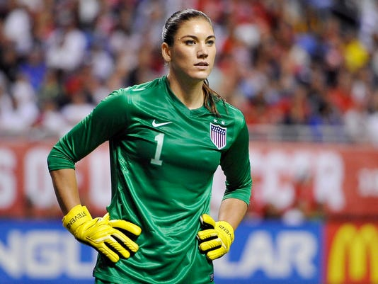 Hope Solo Arrest Soccer